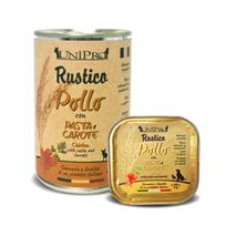 Rustico Italian Κοτόπουλο Ζυμαρικά Καρότο