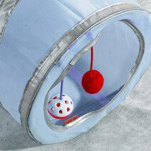 Πολυχρηστικό Τούνελ Διάδρομος Μπλε 120x25cm