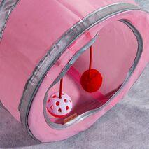 Πολυχρηστικό Τούνελ Διάδρομος Ροζ 120x25cm