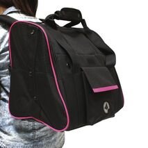 Croci Scarlett Backpack & Car Τσάντα Μεταφοράς Χρώμα Μαύρο 38x26x31 cm