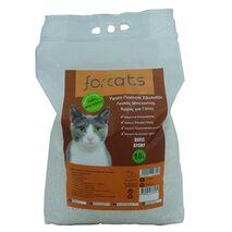 Άμμος Γάτας Forcats από Μπετονίτη Χωρίς Άρωμα