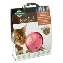 SlimCat Παιχνίδι - Ταΐστρα για Γάτα Ροζ