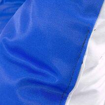 Καναπές Neptun Antistatic με Μαξιλάρι Μπλε Ρουά
