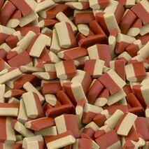 Hupple Μπουκιές με Μπέικον 600gr
