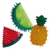 Δροσερό Παιχνίδι 11cm σε Σχήμα Φρούτου για Σκύλο