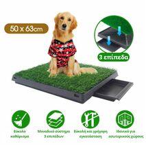 PetSafe Pet Loo - Τουαλέτα για Σκύλους με Γρασίδι 84x84cm