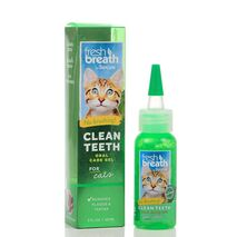 Tropiclean Τζελ Καθαρισμού για Δόντια και Ούλα 118ml για Γάτα