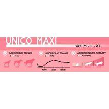 Unico Mini - Σολομό Ρύζι Μπιζέλια |  Ξηρά Τροφή