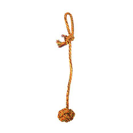 Κόκκαλο από βαμβάκι με μπάλα 55,8cm - 116γρ