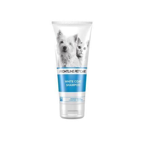 Frontline Pet Care Σαμπουάν Σκύλου με Λευκό Τρίχωμα 200ml