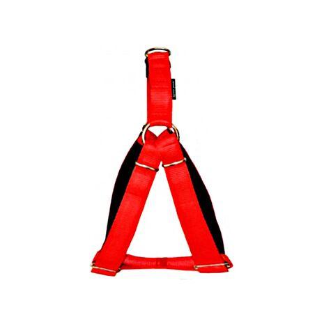 Σαμάρι No2 20mm Κόκκινο Woofmoda Colorful