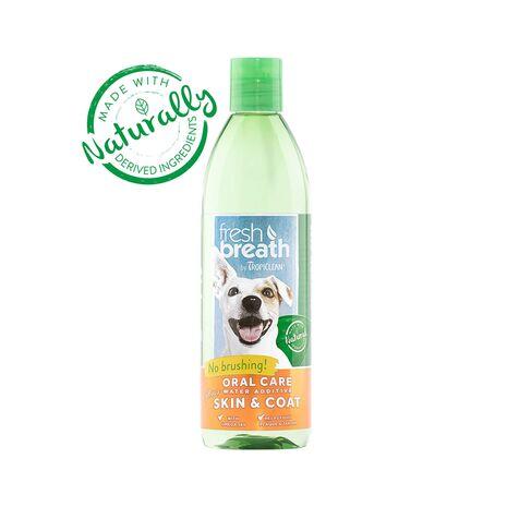 Tropiclean Fresh Breath Oral Care Skin & Coat 473ml