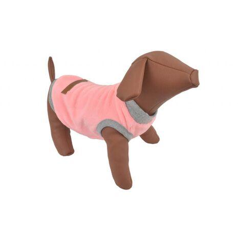 Μπλούζα Ανοιχτό Ροζ Φλις Soft