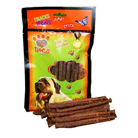 Doca Pet Snacks Treats Αρνί Stick 100g