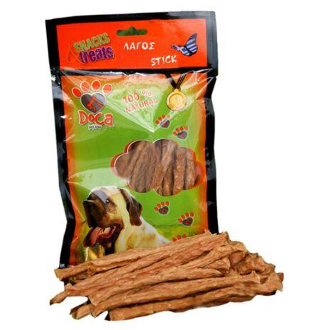 Doca Pet Snacks Treats Λαγός Stick 100g