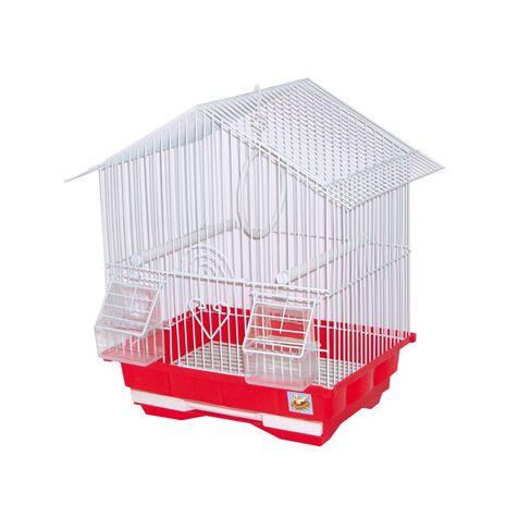 Μικρό Κλουβί για Πουλιά 30x23x39cm