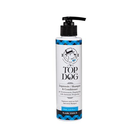 Top Dog  Σαμπουάν & Conditioner Narcissus κατά του Στρες 250ml