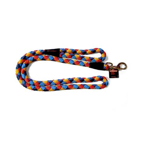 Pet-Interest Λουρί Πολύχρωμο Summer Rope από Πολυπροπυλένιο