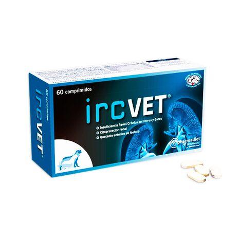 Pharmadiet Ircvet για Νεφρική Ανεπάρκεια Σκύλου 60 Tabs
