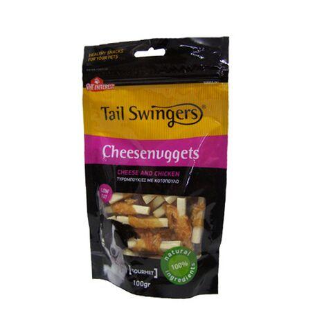 Pet-Interest Tail Swingers Τυρομπουκιές με Κοτόπουλο 100g