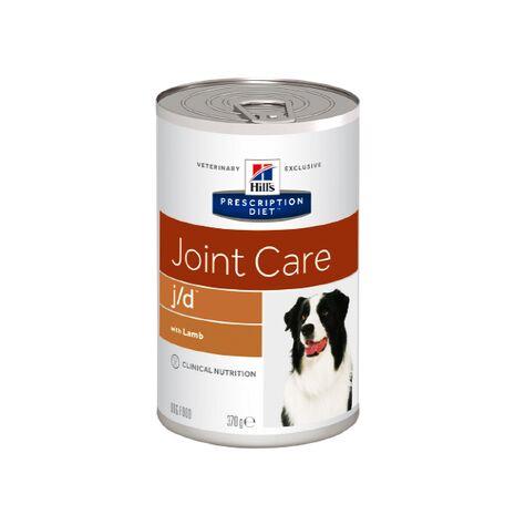 Hill's Joint Care j/d Prescription Diet με Αρνί Κονσέρβα 370gr