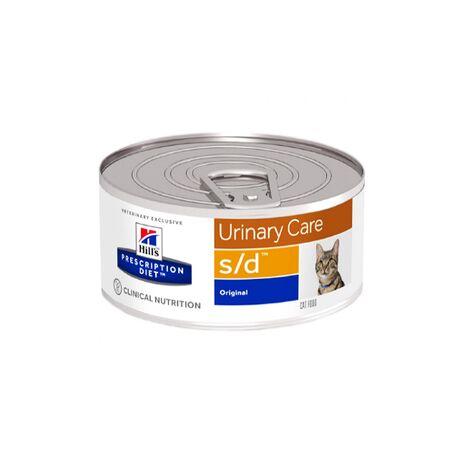 Hill's Urinary Care s/d Prescription Diet Κονσέρβα 156gr