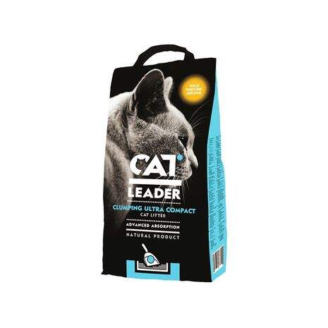Cat Leader Clumping Wild Nature 5kg
