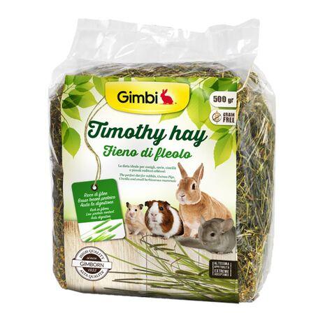Gimbi Timothy Hay Green Free 500gr