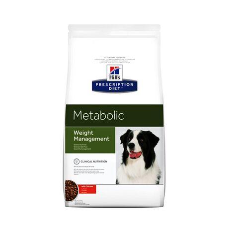 Hill's Metabolic Weight Management Prescription Diet με Κοτόπουλο Ξηρά Τροφή 1.5kg