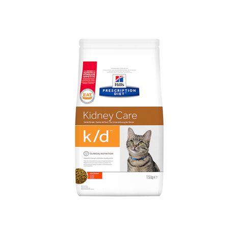 Hill's Kidney Care k/d Prescription Diet με Κοτόπουλο Ξηρά Τροφή 1.5kg