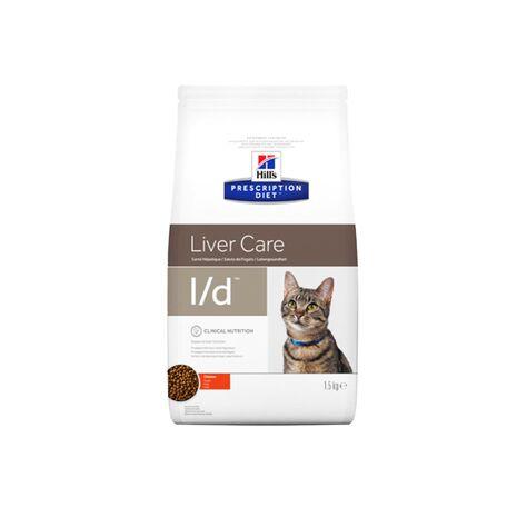 Hill's Liver Care l/d Prescription Diet με Κοτόπουλο Ξηρά Τροφή 1.5kg