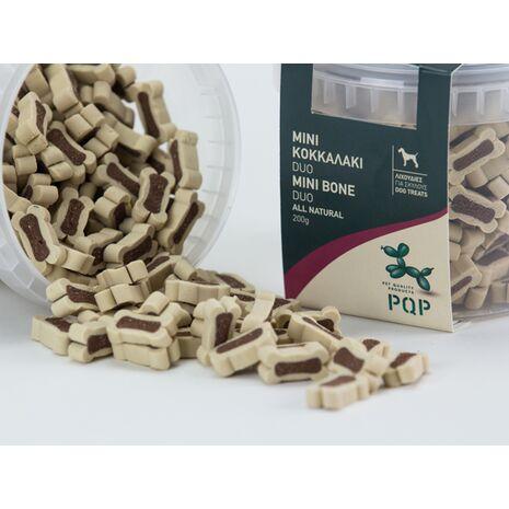 PQP Mini Λιχουδιές Κοκκαλάκι Duo 200gr