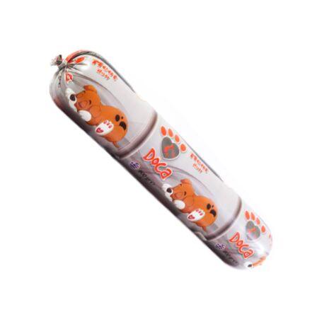 Σαλάμι Doca Pet για Σκύλους με Αρνί & Ρύζι 800gr