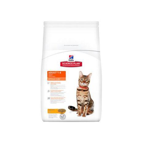 Hill's Adult 1-6 Optimal Care Chicken | Ξηρά Τροφή 2Kg