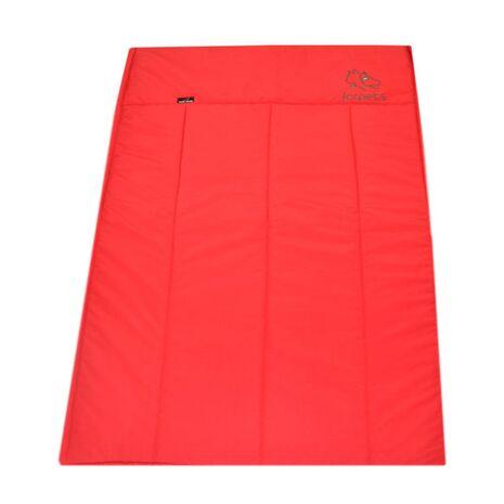 Παπλωματάκι Βαμβακερό Κόκκινο