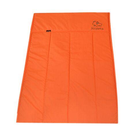 Παπλωματάκι Βαμβακερό Πορτοκαλί