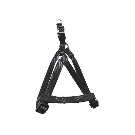Pet-Interest Σαμάρι XS Standard Harness A Type Μαύρο 1x26-40cm