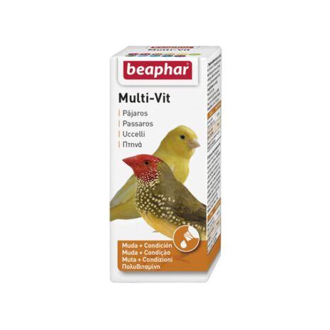 Beaphar Multi-Vit για Πτηνά 20ml