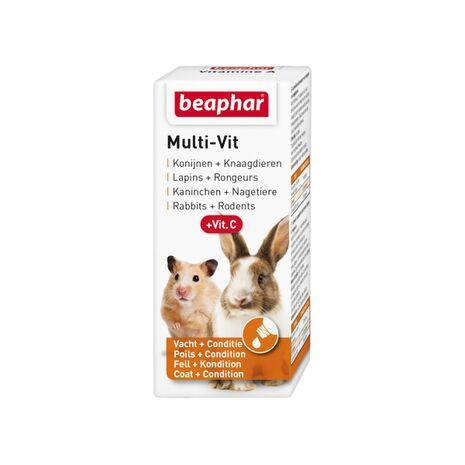 Beaphar Multi-Vit για Τρωκτικά 20ml