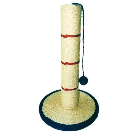 Γατόδεντρο από Σχοινί Σιζάλ με Βάση 30 x 52 cm