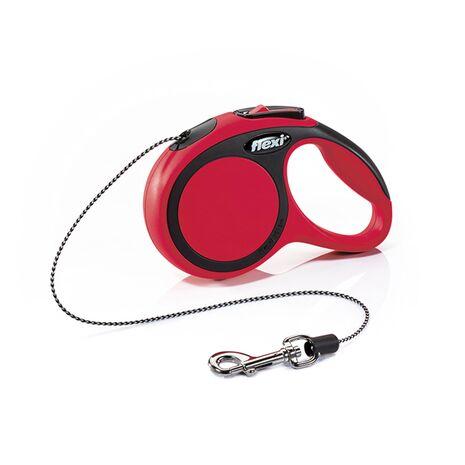 Flexi New Comfort με Κορδόνι XS Κόκκινο 3m - 8kg