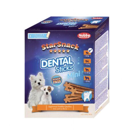 Nobby StarSnack Οδοντικά Στικς Mini (28ΤΜΧ) 252gr