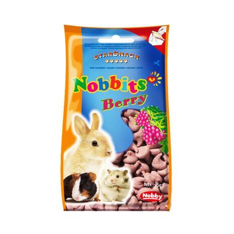 Nobby StarSnack Nobbits Berry 75gr
