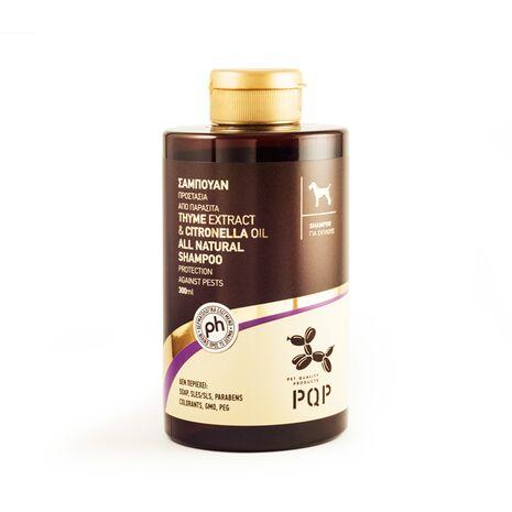 PQP Σαμπουάν Προστασίας από Παράσιτα 300ml