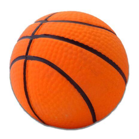 Σκληρό Μπαλάκι Για Κατοικίδια Μπάσκετ Πορτοκαλί