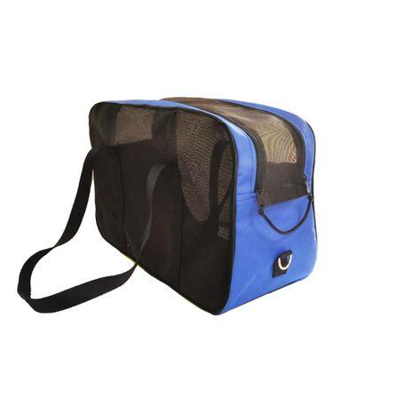 Τσάντα Μεταφοράς Αδιάβροχη Διάτρητη Μπλε