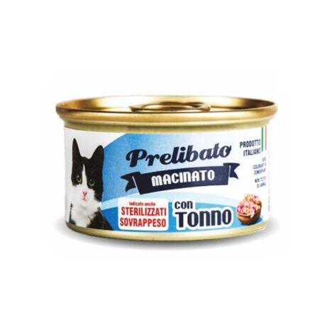 Unipro Κονσέρβα για Στειρωμένες & Υπέρβαρες Γάτες με Τόνο 85gr