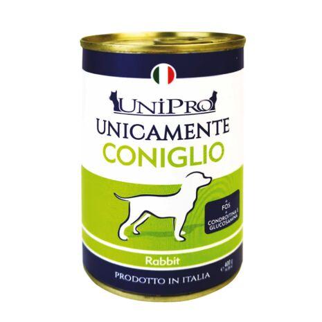 Unipro Κονσέρβα με Πρωτεΐνη από Κουνέλι 400gr