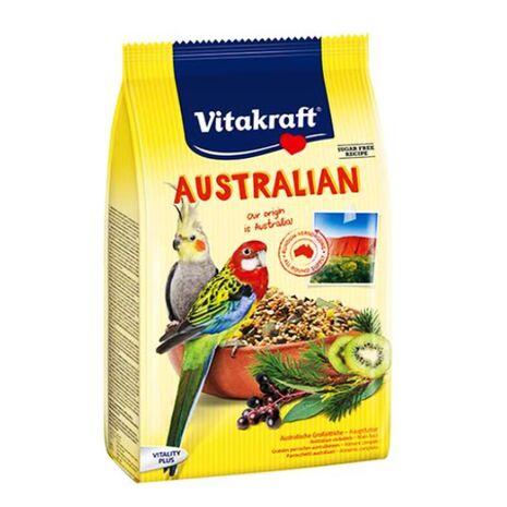Vitakraft Australian για Κοκατίλ Αυσταλίας 750gr