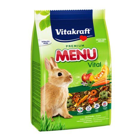 Vitakraft Premium Menu Vital για Κουνέλι